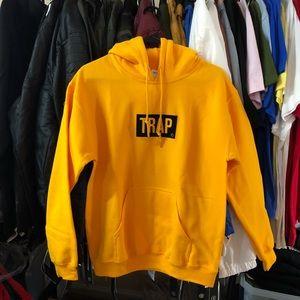 Sweaters - Trap Bogo Hoodie - Mustard